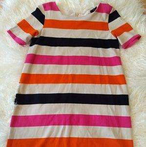 H&M striped short dress